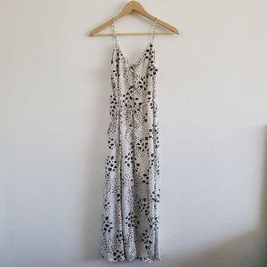 "Sienna Sky ""Day to Night"" Speckled Print Dress"